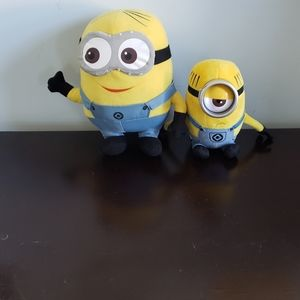 NWOT two minions